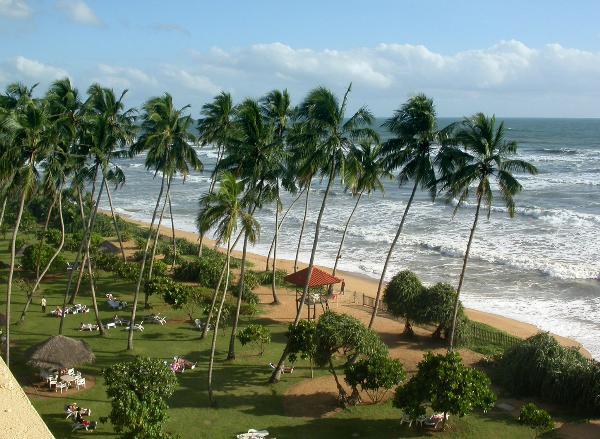 МИД предупредил россиян о наводнениях и оползнях на Шри-Ланке