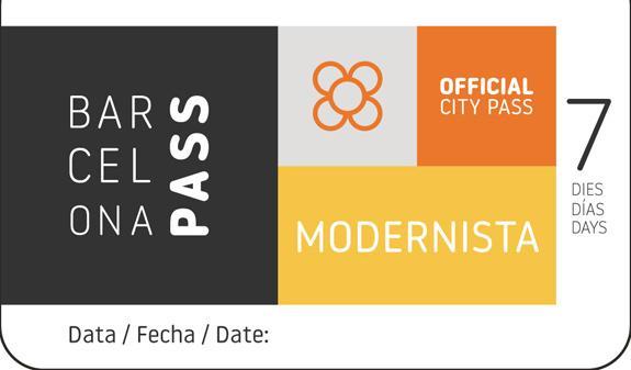 Путешествие в модерн - Barcelona Pass Modernista
