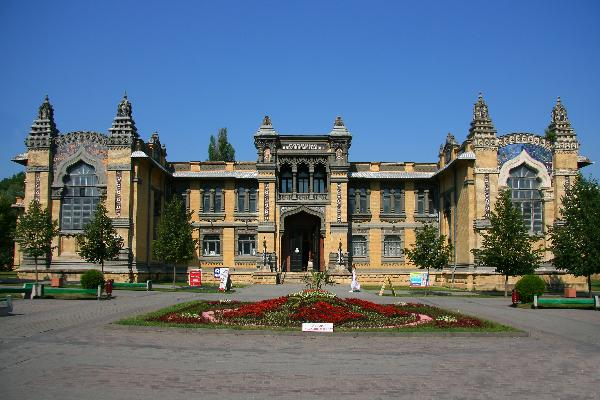 В Кисловодске завершается реконструкция Нарзанных Ванн стоимостью 1 млрд рублей