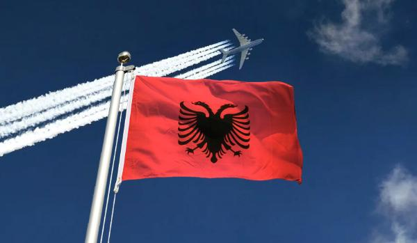 Полетная программа в Албанию серьезно скорректирована