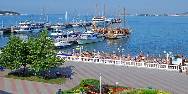 Инвестор планирует построить в Геленджике морской пассажирский порт