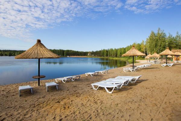 Около 200 пляжей будет работать этим летом в Подмосковье