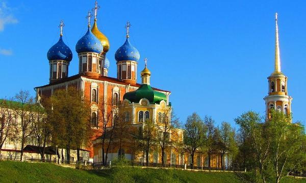Рязань подала заявку на включение в «Золотое кольцо России»