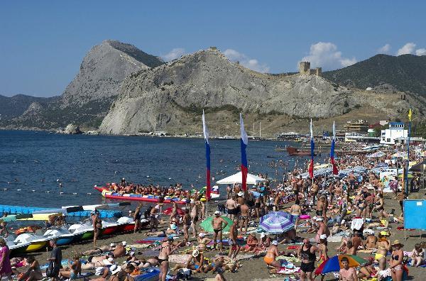 Ростуризм ожидает роста турпотока в Крым на 20% в связи с открытием моста