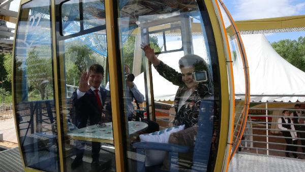 В Ярославле открылось самое большое в городах Золотого кольца колесо обозрения