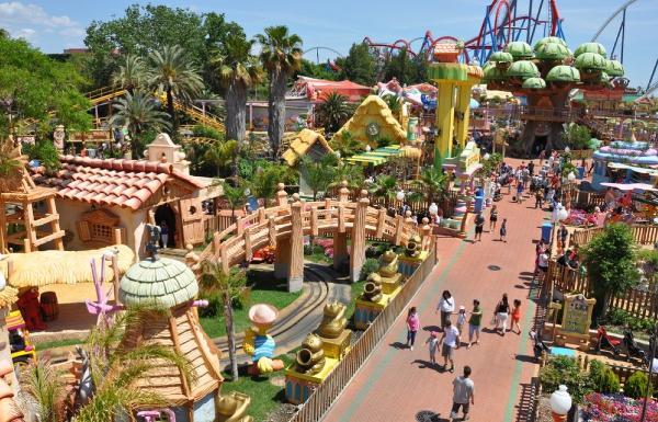 В 2019 году в парке развлечений Port Aventura появятся новый аттракцион и отель