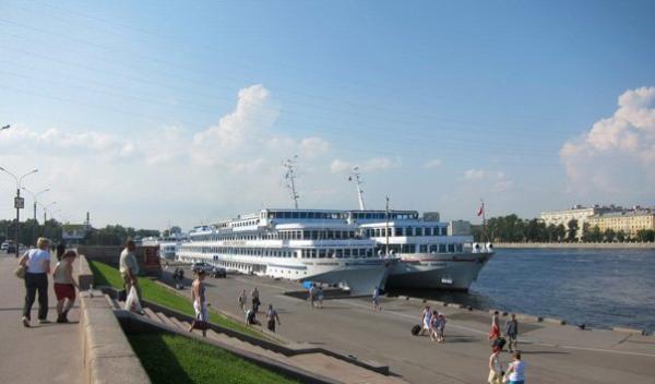 В Петербурге построят новый речной вокзал на Неве