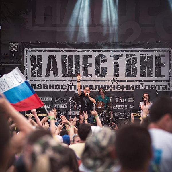 Определены лучшие open-air фестивали России 2018 года
