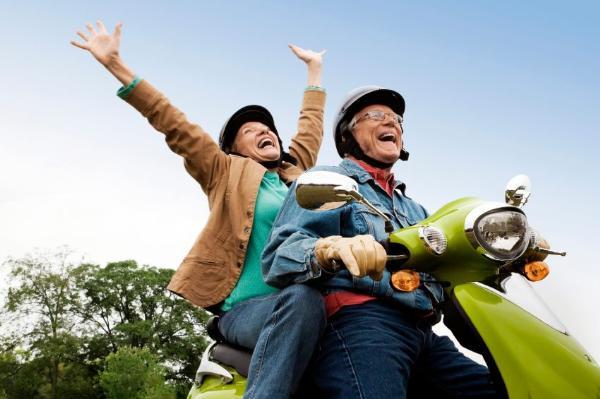 Российские пенсионеры становятся активными путешественниками