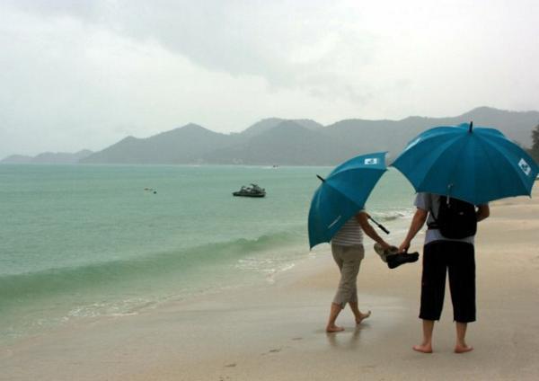 Туристам в Таиланде рекомендовали соблюдать осторожность из-за начавшегося сезона дождей