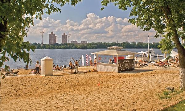Купание с 1 июня будет разрешено на 11 московских пляжах