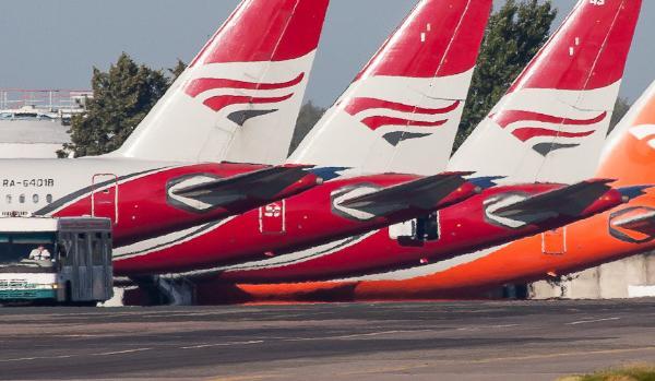 Red Wings заметно увеличила объемы авиаперевозки