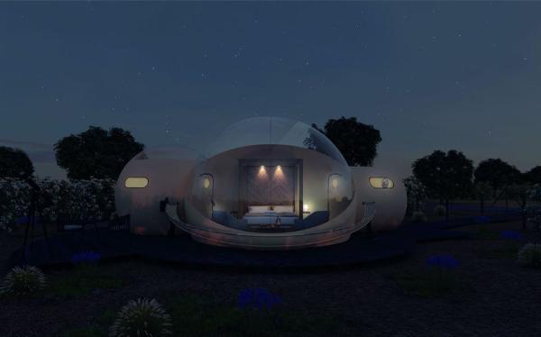 Неподалеку от Толедо откроется отель для любителей смотреть на звезды