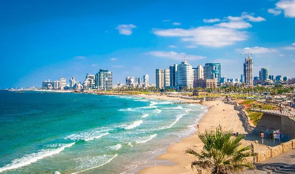 Турпоток из России в Израиль в январе-апреле вырос на 6%