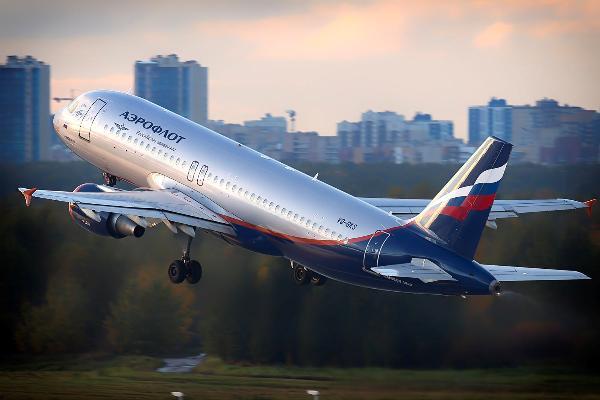 Аэрофлот запускает дополнительные рейсы по России в период ЧМ-2018