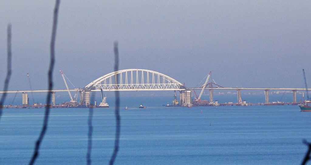 В США потребовали, чтобы Украина разбомбила Крымский мост
