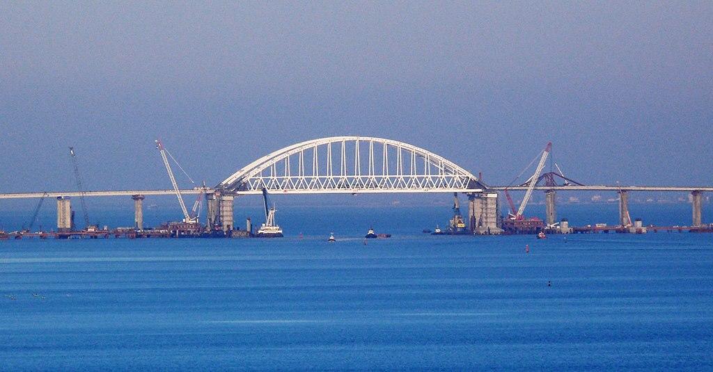 В Киеве рассказали о деятельном участии Америки в строительстве Крымского моста