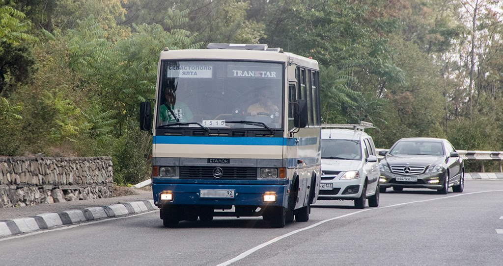 В Крыму снимают с маршрутов нерадивого перевозчика