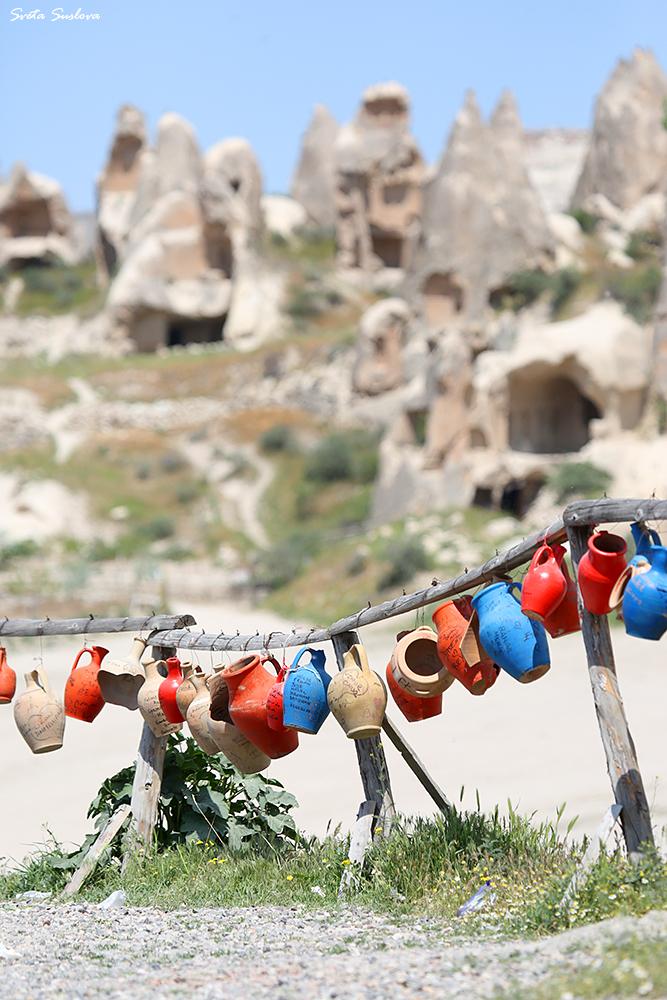 Путешествие в древнее хетское царство - Каппадокию