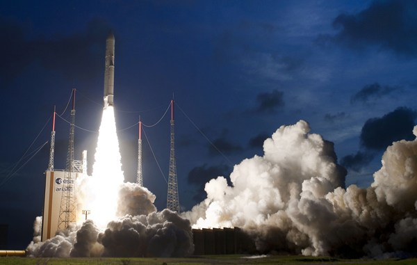 В ОАЭ завершились тестирования спутников