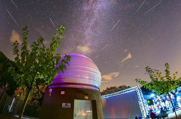 В Испании открылся парк для наблюдения за звездами