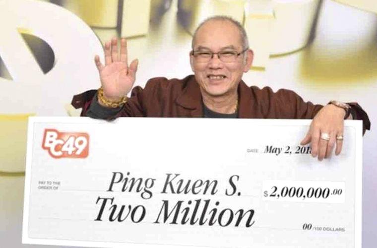 Уходя на пенсию в день рождения, канадец выиграл $1,5 млн