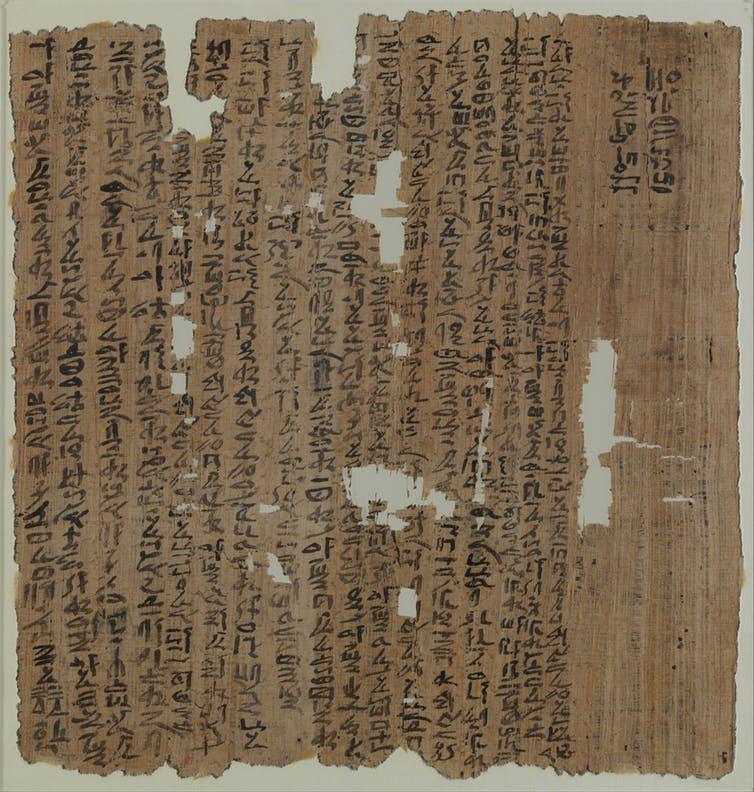 Один из детективов Кристи был вдохновлен письмами 4000-летней давности