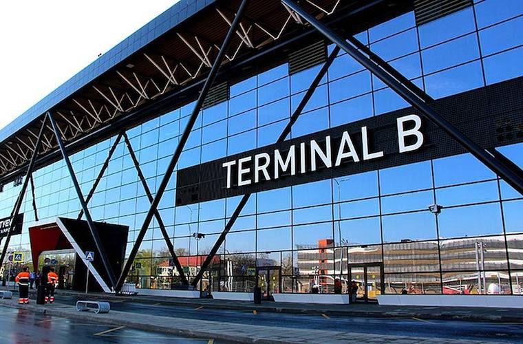 В аэропорту Шереметьево открыли новый терминал B