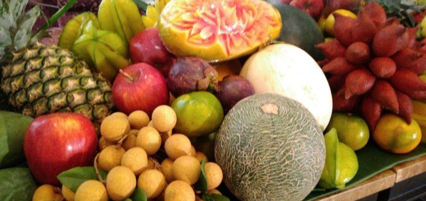 Фестиваль фруктов в Таиланде, где поесть самые спелые и вкусные
