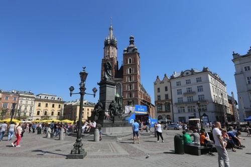 Есть ли в Кракове краковская колбаса