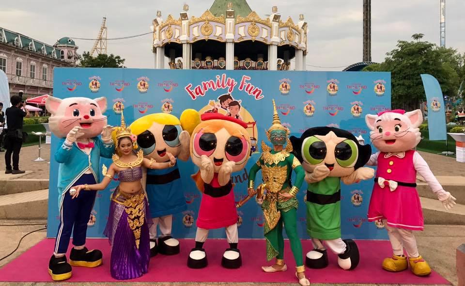 Скидки для всей семьи в Таиланде