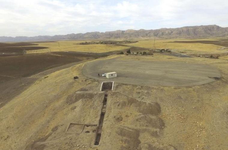 В Ираке нашли затерянный город Мардаман