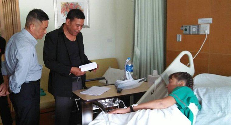 28-летняя россиянка выпала с 3 этажа отеля на острове Пхи-Пхи