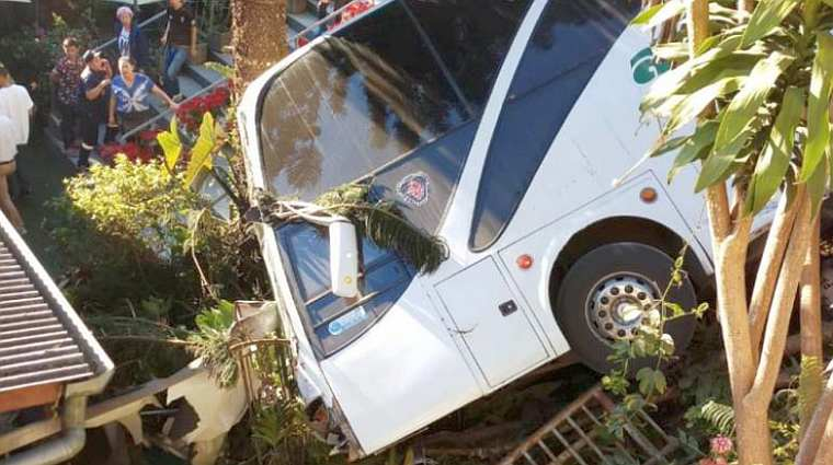 10 туристов ранены во время экскурсии в Таиланде