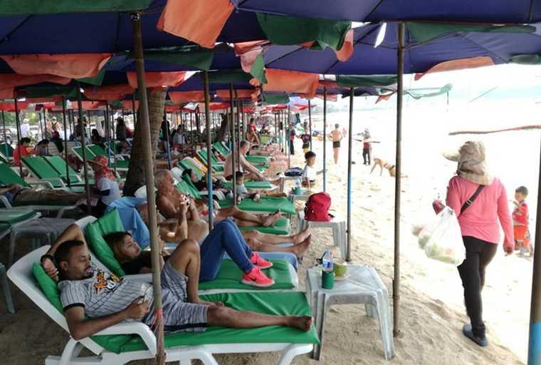 Запрет на курение способствовал притоку туристов на пляжи Паттайи