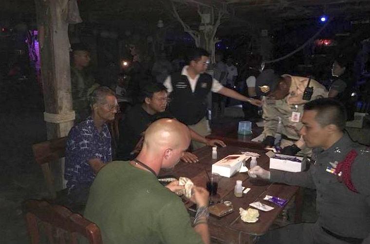 23 туриста арестованы в Таиланде на «нарко-острове»