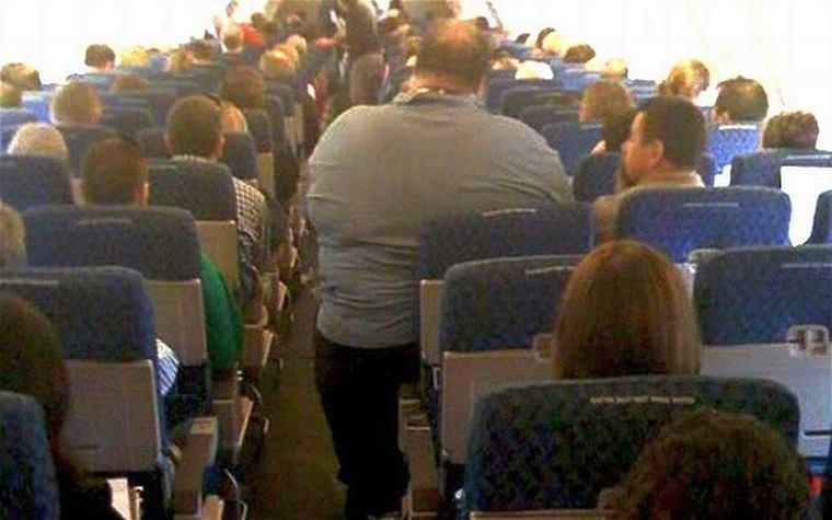 Авиакомпания «Thai Airways» не будет пускать жирных пассажиров в Бизнес-класс