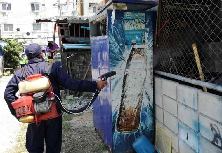 7 человек заразилось лихорадкой Денге в Паттайе