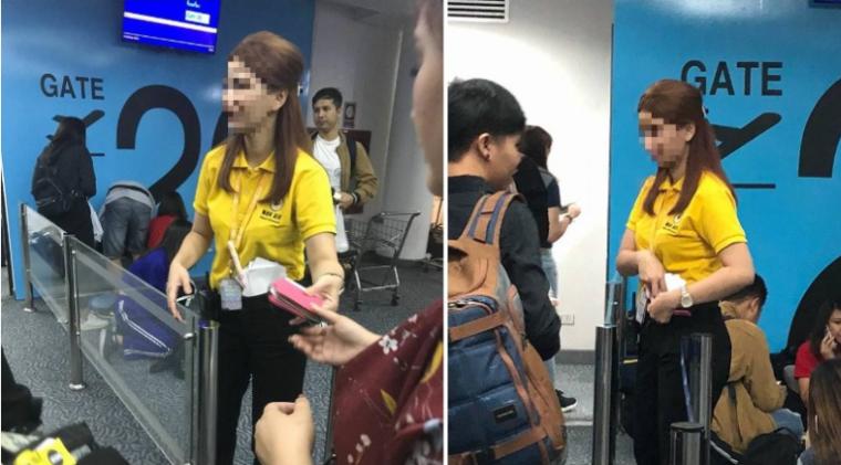 Работники тайской авиакомпании разводят пассажиров на деньги