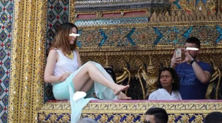 Если так и дальше пойдет, то туристы больше не будут фотографироваться в Таиланде