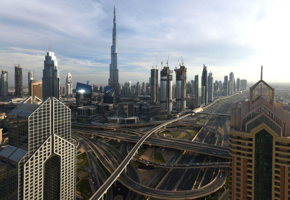 Средняя арендная плата в Дубае снизилась на 4.3%