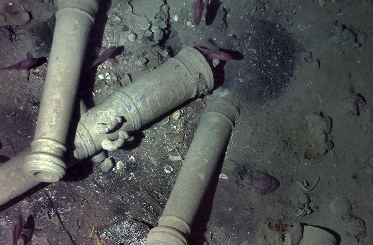 Археологи идентифицировали затонувший корабль с ценным грузом
