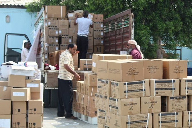 1500 добровольцев предлагают помощь через ОАЭ во время Рамадана