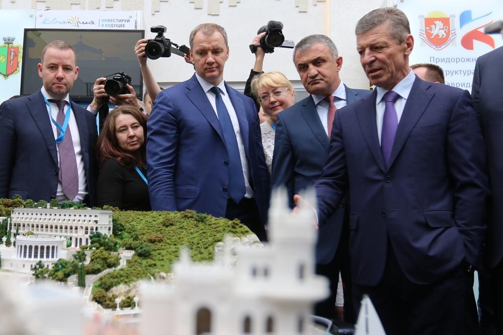 Срыв сроков ФЦП в Крыму и Севастополе объяснили украинским «следом»