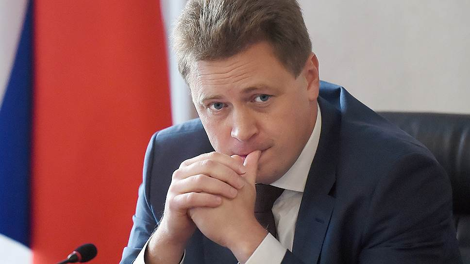 Иск губернатора Севастополя к спикеру парламента оставлен без удовлетворения