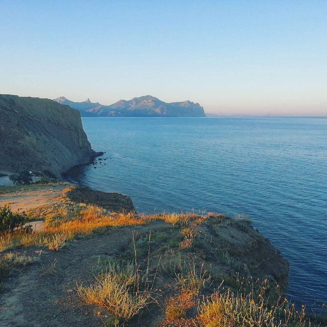 В пятницу в Крыму до 30 градусов тепла, дожди и грозы