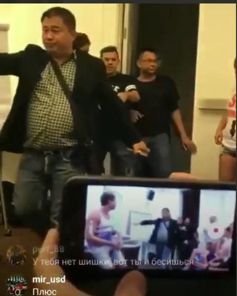 Настя Рыбка и Алекс Лесли арестованы в Таиланде