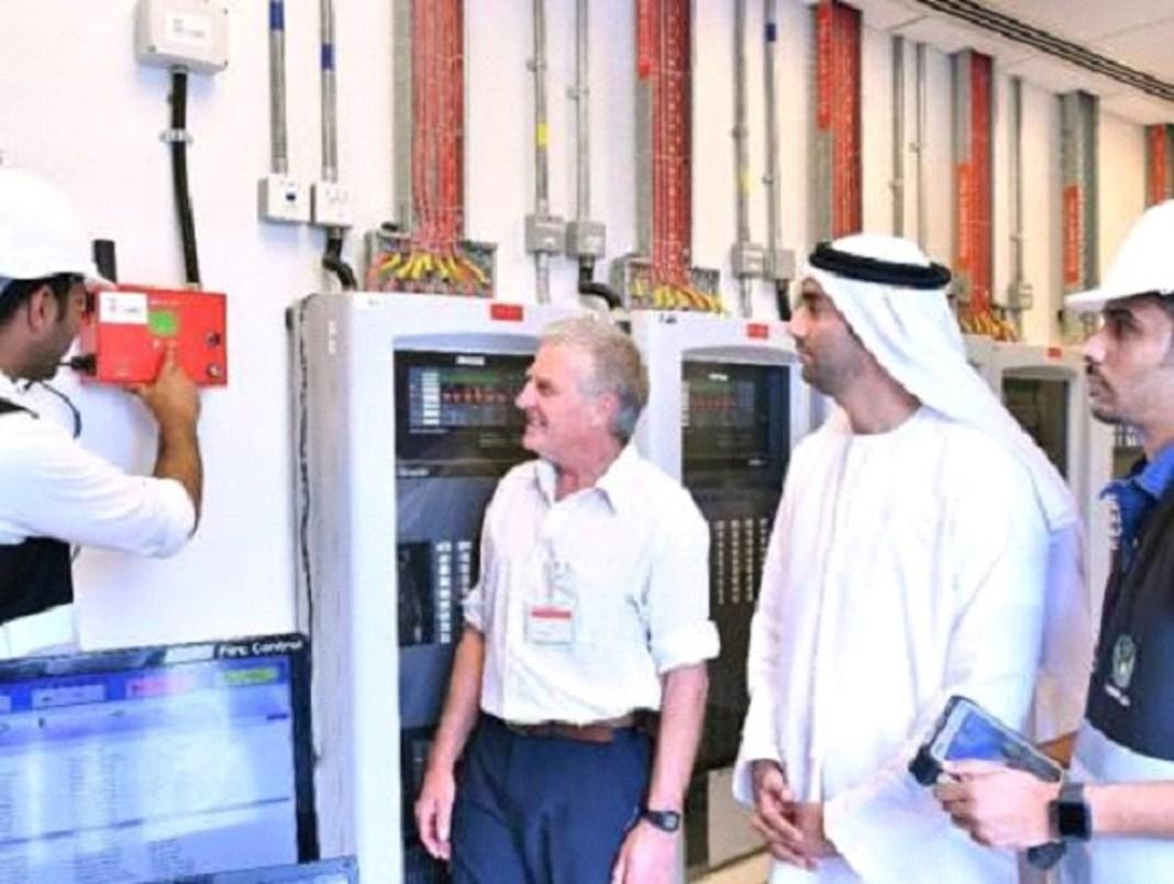 Новая система пожаротушения в коммерческих учреждениях ОАЭ