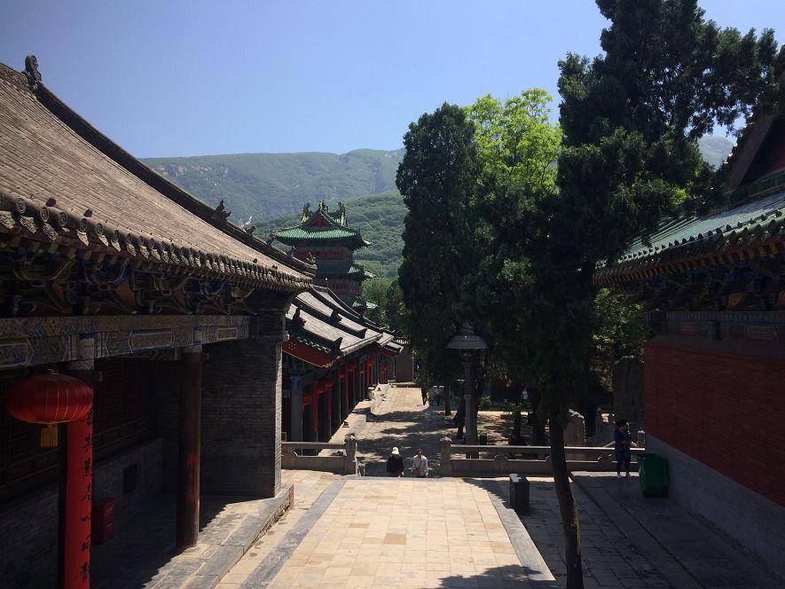 Шаолинь и горы Суншань