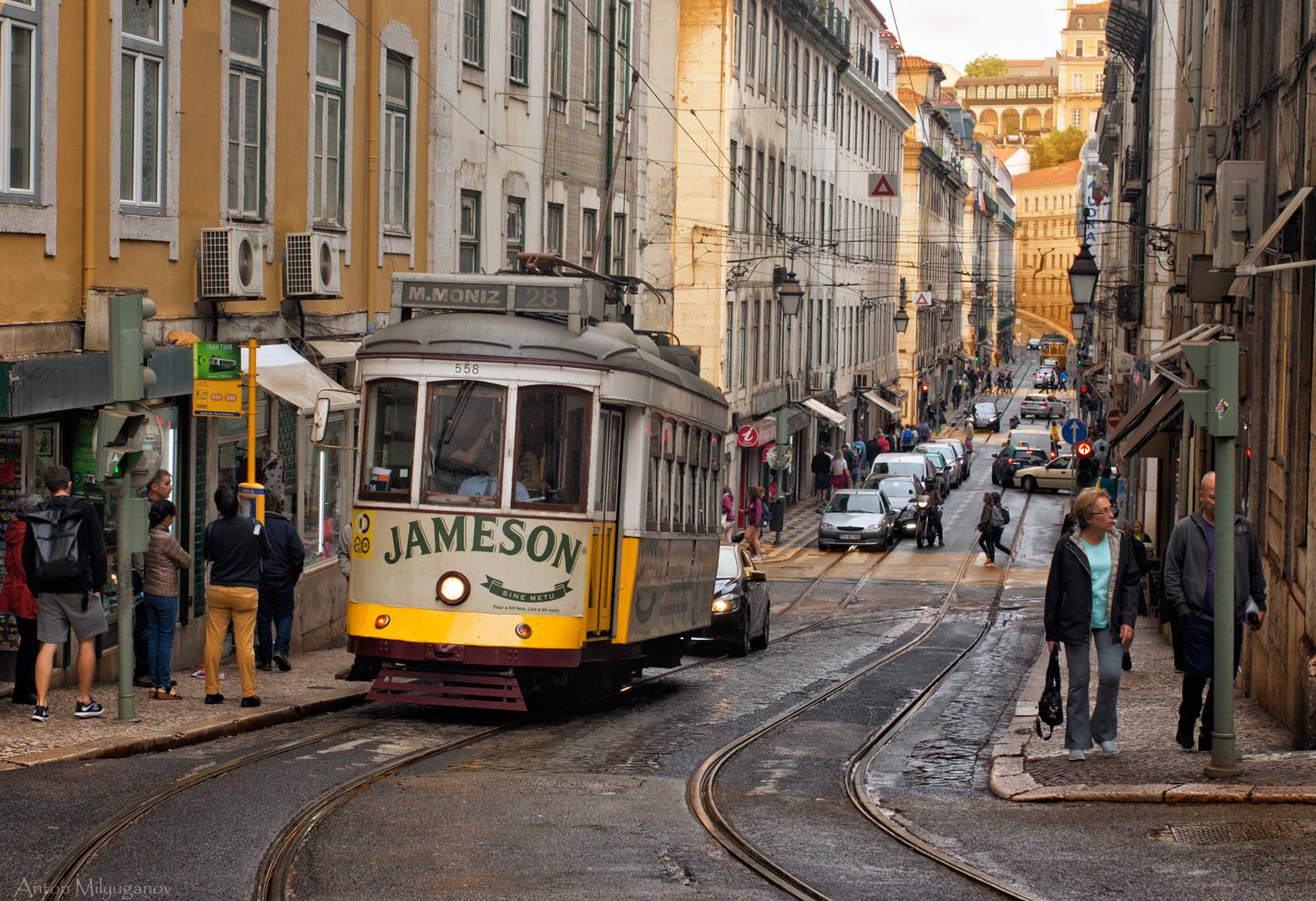 Роскошный Лиссабон